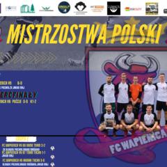 Fc Wapienica na Mistrzostwach Polski
