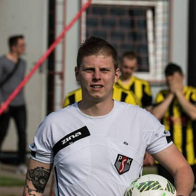 35 Michał Mioduchowski